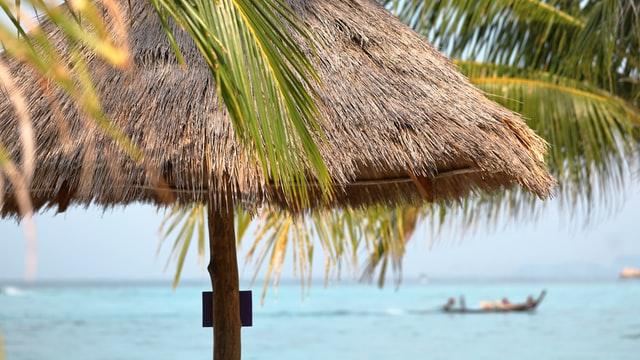 Thaimaan rannalla