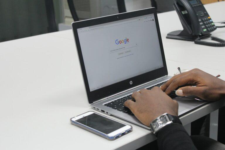 Google hakukone